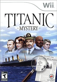 Buy Titanic Mystery for Wii