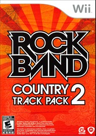 Rent Rock Band Country Track Pack Vol 2 for Wii