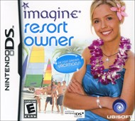 Rent Imagine: Resort Owner for DS