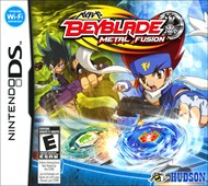 Rent Beyblade: Metal Fusion for DS