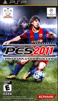 Rent Pro Evolution Soccer 2011 for PSP Games