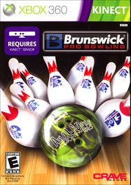 Rent Brunswick Pro Bowling for Xbox 360