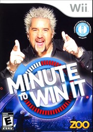 Buy Minute to Win it for Wii