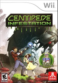 Rent Centipede: Infestation for Wii