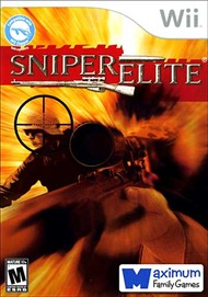 Rent Sniper Elite for Wii