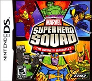 Rent Marvel Super Hero Squad: The Infinity Gauntlet for DS