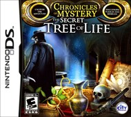 Rent Chronicles of Mystery: The Secret Tree of Life for DS