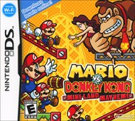 Rent Mario vs. Donkey Kong: Mini-Land Mayhem for DS