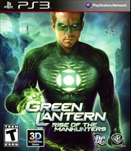 Buy Green Lantern: Rise of the Manhunters for PS3