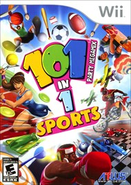 Rent 101 in 1 Sports Party Megamix for Wii