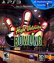 Rent High Velocity Bowling for PS3
