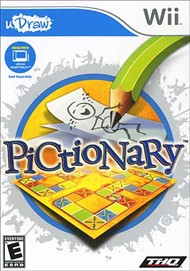 Rent Pictionary - uDraw for Wii