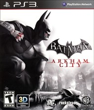 Rent Batman: Arkham City for PS3