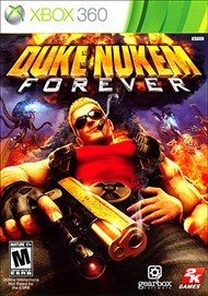 Rent Duke Nukem Forever for Xbox 360