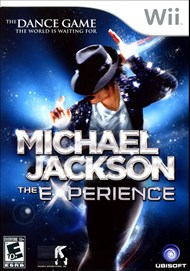 Rent Michael Jackson The Experience for Wii