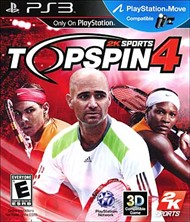 Rent Top Spin 4 for PS3