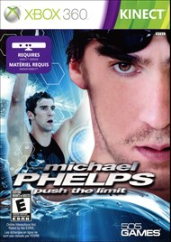 Rent Michael Phelps: Push the Limit for Xbox 360