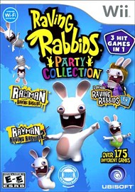 Rent Raving Rabbids Party Collection for Wii