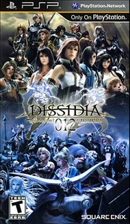 Rent Dissidia 012: Duodecim Final Fantasy for PSP Games