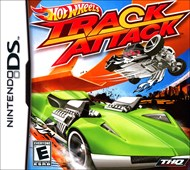 Rent Hot Wheels: Track Attack for DS