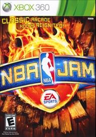 Rent EA Sports NBA Jam for Xbox 360