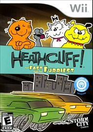 Rent Heathcliff: Fast & the Furriest for Wii