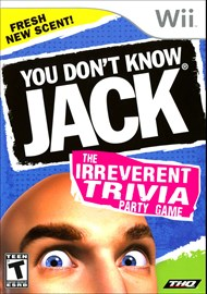 Rent You Don't Know Jack for Wii