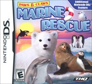Rent Paws & Claws Marine Rescue for DS