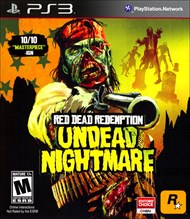 Rent Red Dead Redemption: Undead Nightmare Collection for PS3