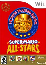 Rent Super Mario All-Stars for Wii