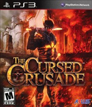 Rent The Cursed Crusade for PS3