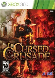 Rent The Cursed Crusade for Xbox 360