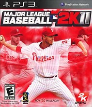 Rent Major League Baseball 2K11 for PS3
