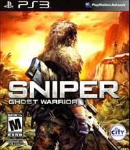 Buy Sniper: Ghost Warrior for PS3