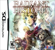 Rent Radiant Historia for DS