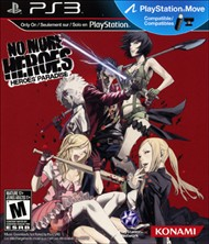 Rent No More Heroes: Heroes' Paradise for PS3
