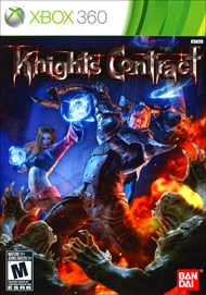 Rent Knights Contract for Xbox 360