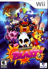 Rent Wicked Monsters Blast! for Wii