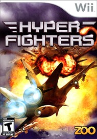 Rent Hyper Fighter for Wii