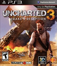 Rent Uncharted 3: Drake's Deception for PS3