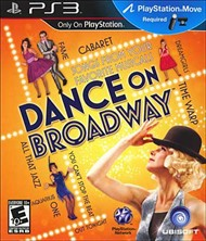 Rent Dance on Broadway for PS3