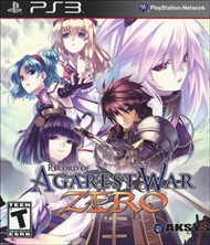 Rent Record of Agarest War Zero for PS3