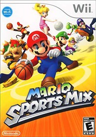 Rent Mario Sports Mix for Wii