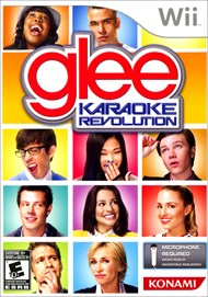 Rent Karaoke Revolution Glee for Wii
