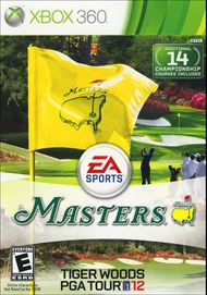 Rent Tiger Woods PGA Tour 12: The Masters for Xbox 360