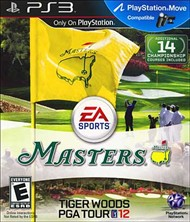Rent Tiger Woods PGA Tour 12: The Masters for PS3