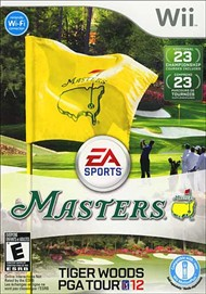 Rent Tiger Woods PGA Tour 12: The Masters for Wii