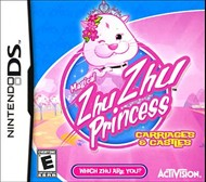Rent Magical Zhu Zhu Princess: Carriages & Castles for DS