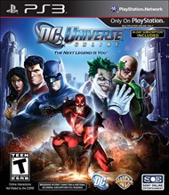 Rent DC Universe Online for PS3