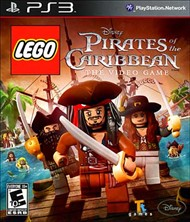 Rent LEGO Pirates of the Caribbean: The Video Game for PS3